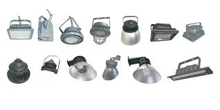 One LED canopy light is always appropriate in hazardous installations