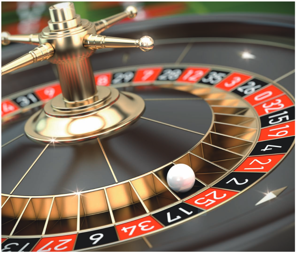 What are the few causes for gambling?