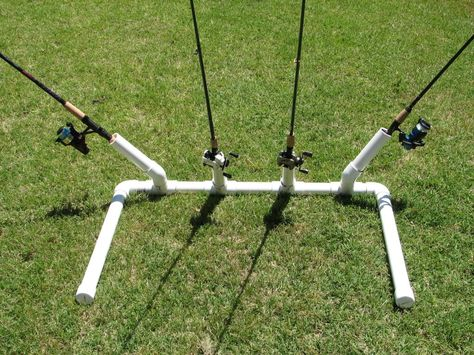 Check Bank Fishing Rod Holders And Other Fishing Gear Reviews!