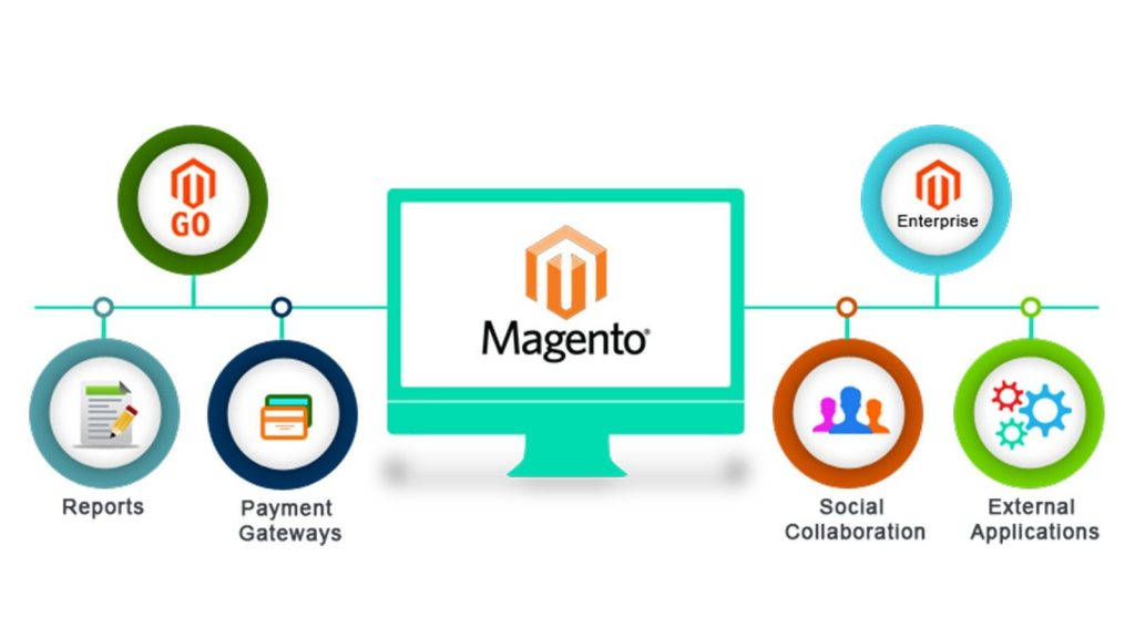 Magento Web Development Services at affordable cost