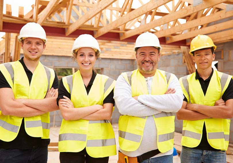 find a tradesmen for construction and advice